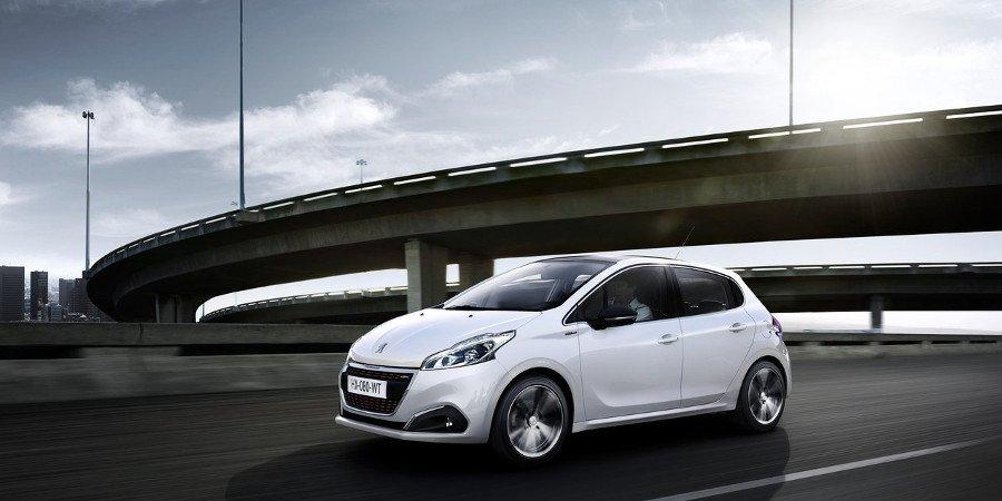 Ofertas de Peugeot 208 para el mes de agosto