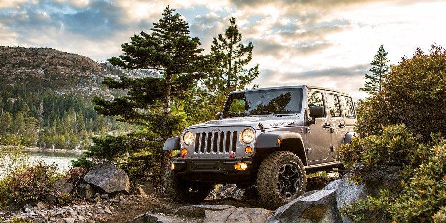 Jeep Wrangler, diseñado para acompñarte en todas tus aventuras.