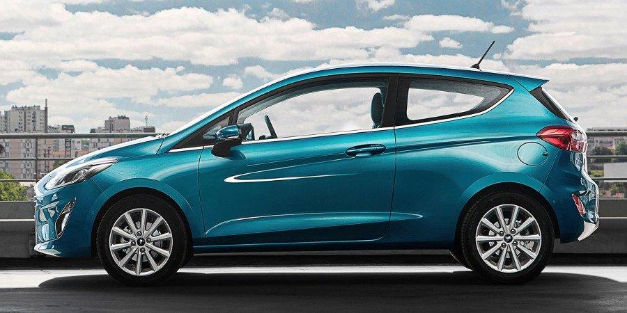 Magníficas ofertas Ford Nuevo Fiesta